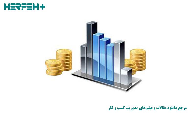تصویر مفهومی روش های پیشبینی بازار های مالی