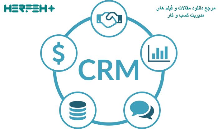 تصویر موضوع مدیریت سرنخ ها و فرصت فروش با استفاده از راهکارهای نرم افزاریCRM