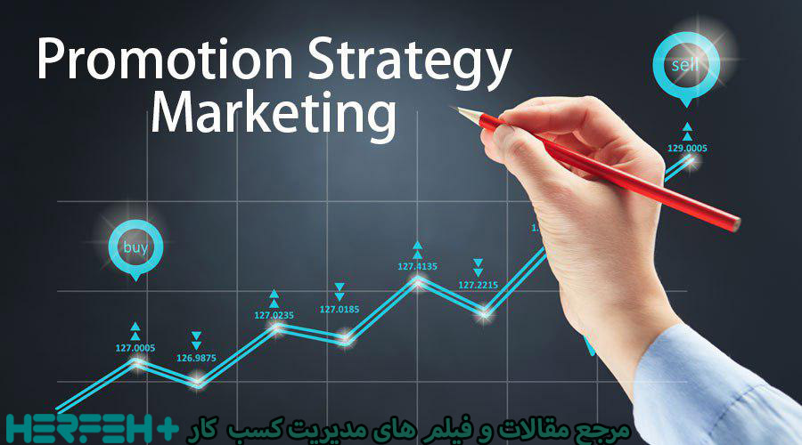 استراتژیهای Promotion در بازاریابی صحیح
