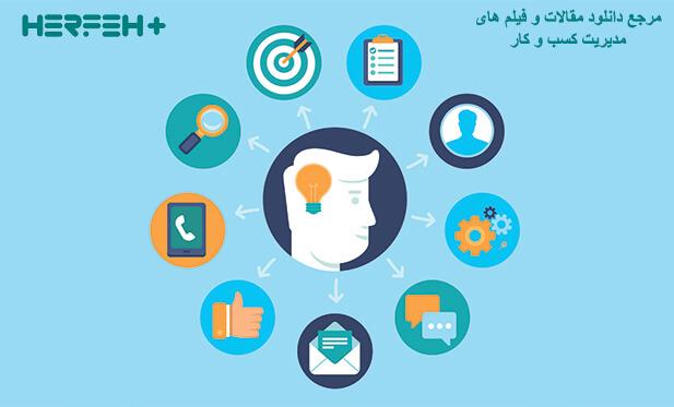 تصویر ارتباطات ترویجی و ترغیب کننده و تاثیر آن بر روی رفتار مصرف کننده