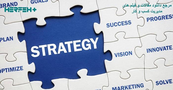 تصویر ناسازنماهای مدیریت استراتژیک