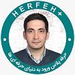 تصویر آقای علیرضا هاشمی